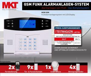 GSM Funk Alarmanlage kaufen